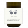 Baby Prints Hand Poured Soy Candle | Furbish & Fire Candle Co.