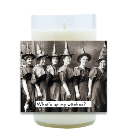 My Witches Hand Poured Soy Candle | Furbish & Fire Candle Co.