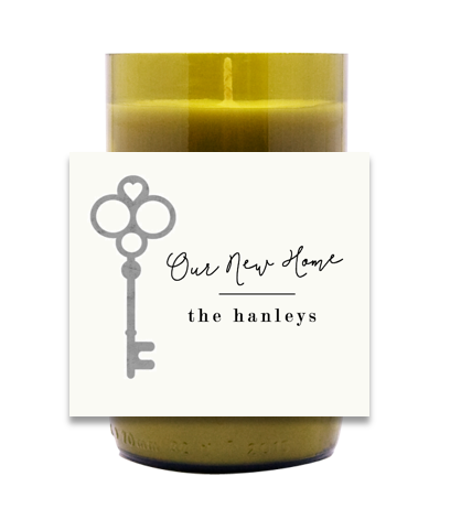 New Home Hand Poured Soy Candle | Furbish & Fire Candle Co.