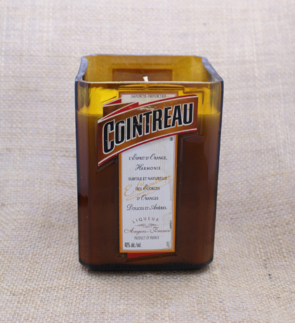 Cointreau Hand-Poured Soy Candle | Furbish & Fire Candle Co.