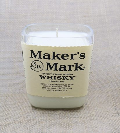 Makers Mark Hand-Poured Soy Candle |Furbish & Fire Candle Co.