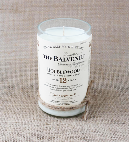 Balvenie Hand-Poured Soy Candle | Furbish & Fire Candle Co.