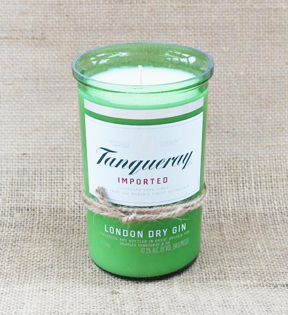 Tangueray Hand-Poured Soy Candle | Furbish & Fire Candle Co.