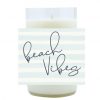 Lake Vibes Hand Poured Soy Candle | Furbish & Fire Candle Co.