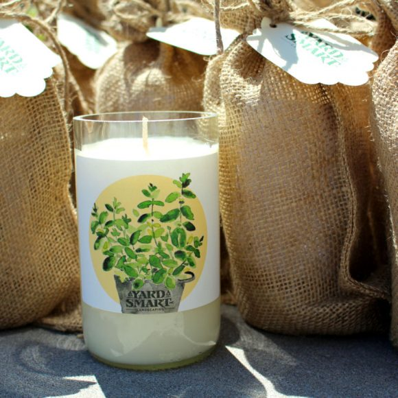 Promotional Candles with Logo Design Hand-Poured Soy Candle | Furbish & Fire Candle Co.