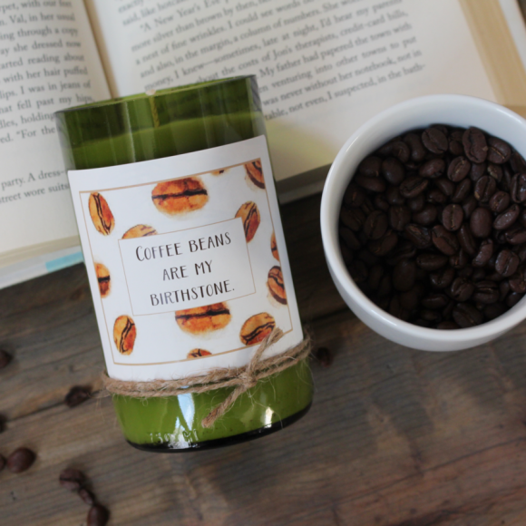 New Coffee Lover's Candle Line