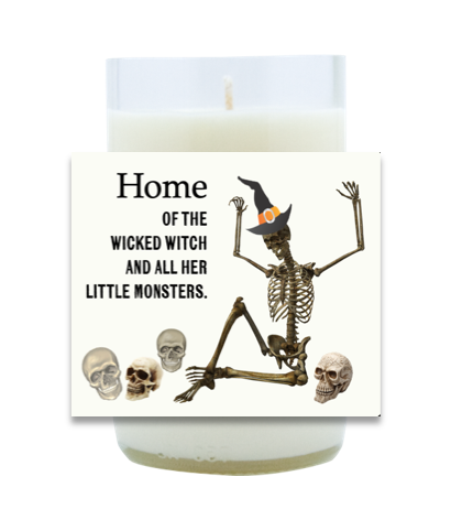 Little Monsters Hand-Poured Soy Candle   Furbish & Fire Candle Co.