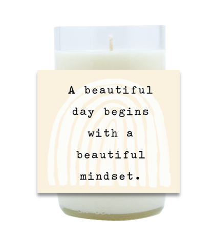Beautiful Day Hand Poured Soy Candle | Furbish & Fire Candle Co.