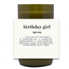 Birthday Girl Hand Poured Soy Candle | Furbish & Fire Candle Co.