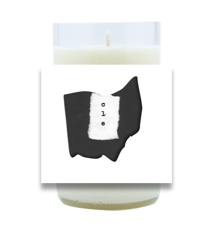 Mix & Match Ohio Hand Poured Soy Candle | Furbish & Fire Candle Co.