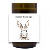 Easter Bunny Hand Poured Soy Candle | Furbish & Fire Candle Co.