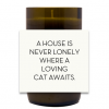 Loving Dog Awaits Hand Poured Soy Candle | Furbish & Fire Candle Co.