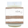 My Heart Is In CLEHand Poured Soy Candle | Furbish & Fire Candle Co.