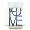 Navy Home Hand Poured Soy Candle | Furbish & Fire Candle Co.