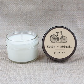 Romantic Ride Hand Poured Soy Candle | Furbish & Fire Candle Co.