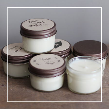 Shop Mini Jar Candles