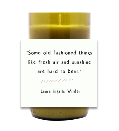 Some Old Fashioned Things Hand Poured Soy Candle | Furbish & Fire Candle Co.
