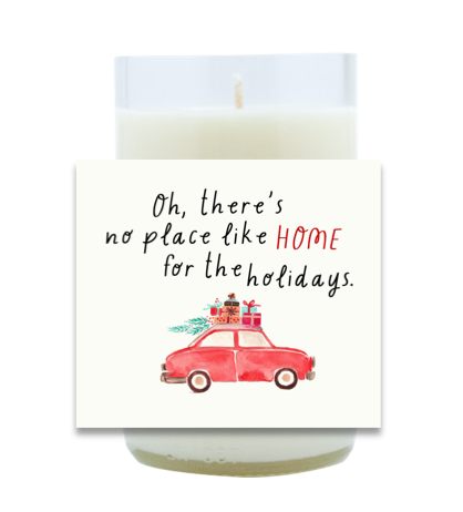 Oh, There's No Place Like Home Hand Poured Soy Candle | Furbish & Fire Candle Co.