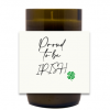 Clover Hand Poured Soy Candle | Furbish & Fire Candle Co.