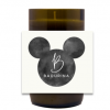 Minnie Mouse Hand Poured Soy Candle | Furbish & Fire Candle Co.