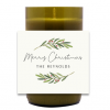 Holiday Greens Hand Poured Soy Candle | Furbish & Fire Candle Co.