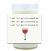 Stressed Out Hand Poured Soy Candle | Furbish & Fire Candle Co.