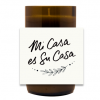 Mi Casa Hand Poured Soy Candle | Furbish & Fire Candle Co.