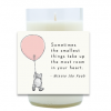 Winnie the Pooh Hand Poured Soy Candle | Furbish & Fire Candle Co.