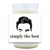 Schitt's Creek Hand Poured Soy Candle   Furbish & Fire Candle Co.